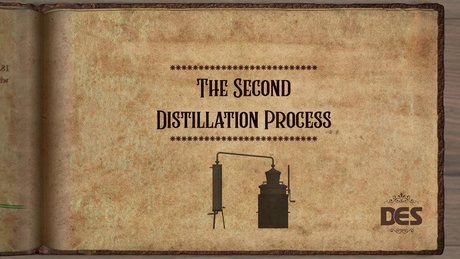 How to create a brandy? Instruction manual for DES® pot still 100 litres